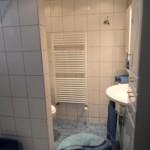 Bad in der Ferienwohnung