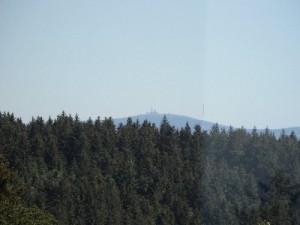 Brockenblick vom Albertturm