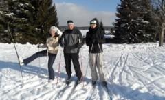 Ski - Langlauf Clausthal / Buntenbock