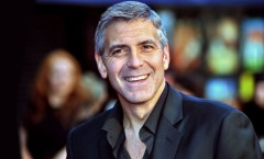 Superstar George Clooney in Bad Grund